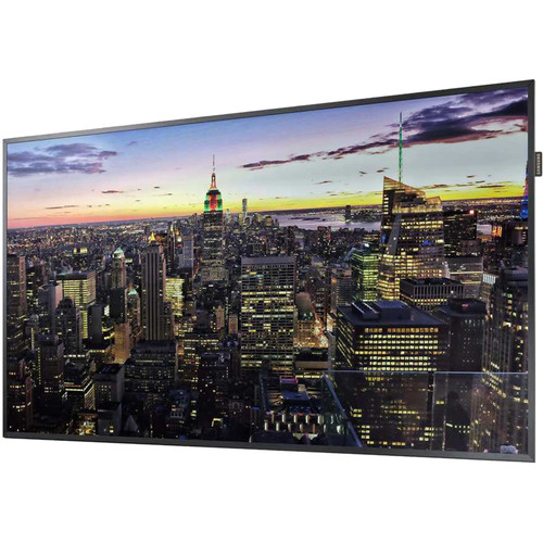 "Samsung 75"" QMF Series SMART Signage LCD Display"