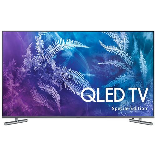 "Samsung Q6F-Series 55""-Class HDR UHD Smart QLED TV"