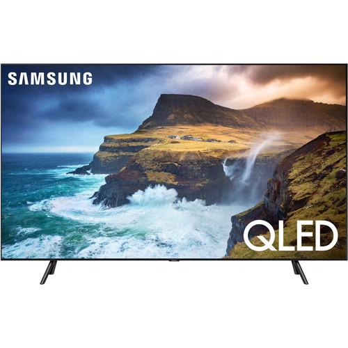 "Samsung Q70R Series 55"" Class HDR 4K UHD Smart QLED TV"