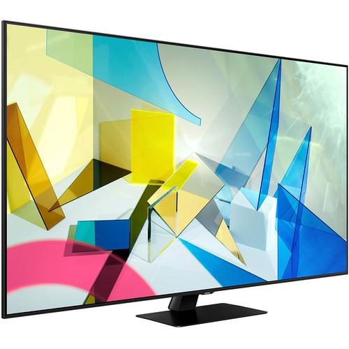 "Samsung Q80T 55"" Class HDR 4K UHD Smart QLED TV"