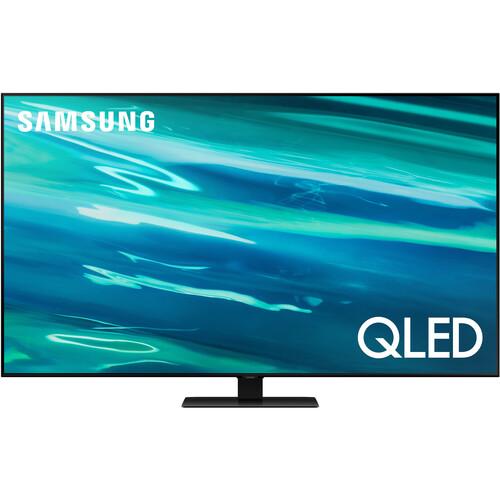 "Samsung Q80A 65"" Class HDR 4K UHD Smart QLED TV"