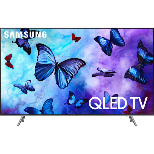 "Samsung Q6FN Series 75""-Class HDR UHD Smart QLED TV"