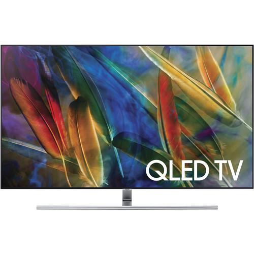 "Samsung Q7F-Series 75""-Class HDR UHD Smart QLED TV"