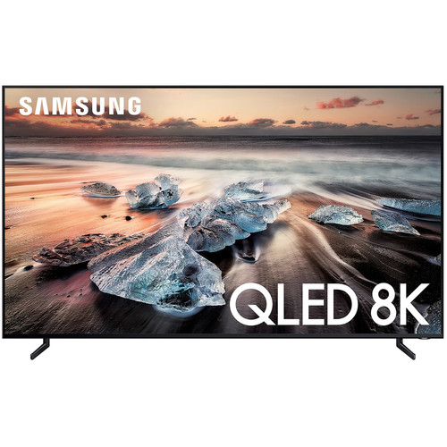 """Samsung Q900 75"""" Class HDR 8K UHD QLED TV"""