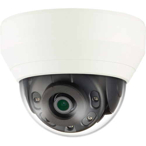 Hanwha Techwin Q Series 2MP Network Dome Camera with 2.8mm Lens and Night Vision