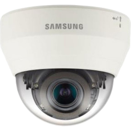 Samsung Techwin 2MP Network IR Dome Camera with 2.8 to 12mm Varifocal Lens (Ivory)