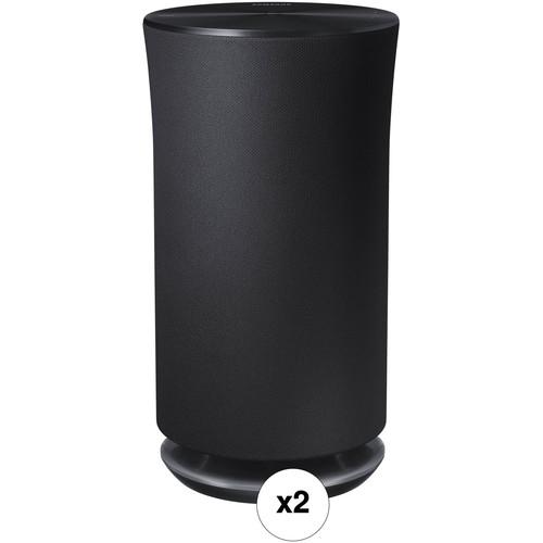 Samsung Radiant360 R5 Wireless Speaker Pair Kit (Dark Gray)