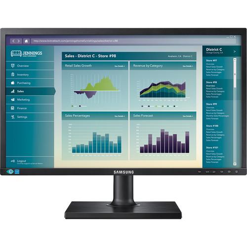 samsung s22e450b 21 5 16 9 lcd monitor s22e450b b h photo. Black Bedroom Furniture Sets. Home Design Ideas
