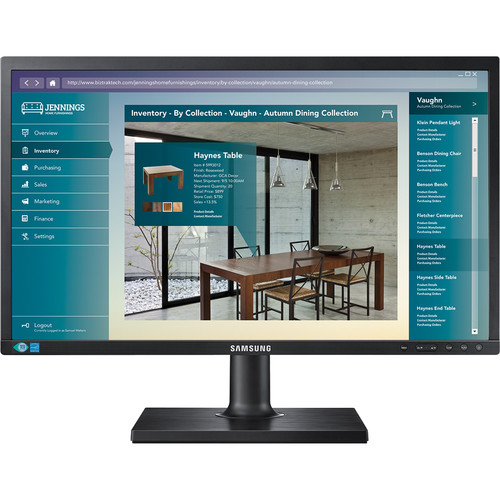 samsung s22e450d 21 5 16 9 lcd monitor s22e450d b h photo. Black Bedroom Furniture Sets. Home Design Ideas