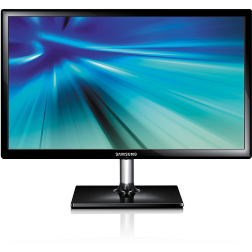"Samsung S23C570H 23"" LED Backlit LCD Monitor with Crystal Neck Finish"