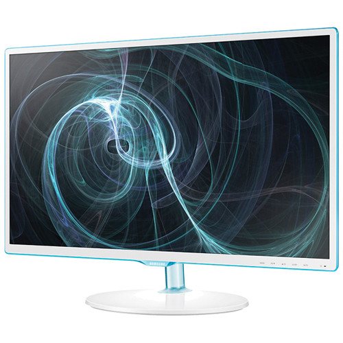 "Samsung S24D360HL 23.6"" LED PLS Monitor (White)"