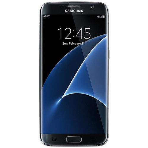 Samsung Galaxy S7 edge SM-G935A 32GB AT&T Branded Smartphone (Unlocked, Black)