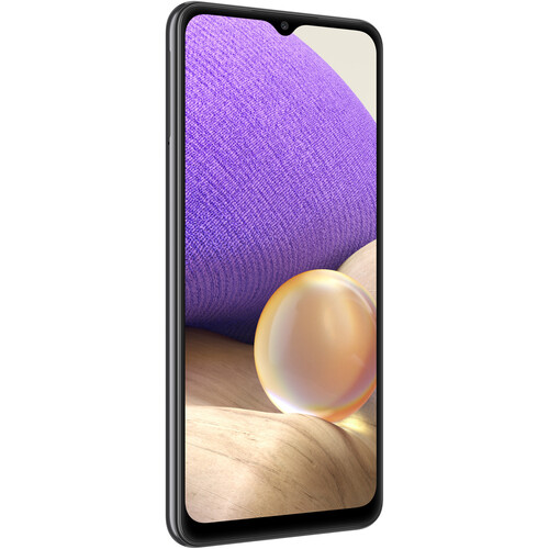 Samsung Galaxy A32 A325M Dual-SIM 128GB Smartphone (Unlocked, Black)