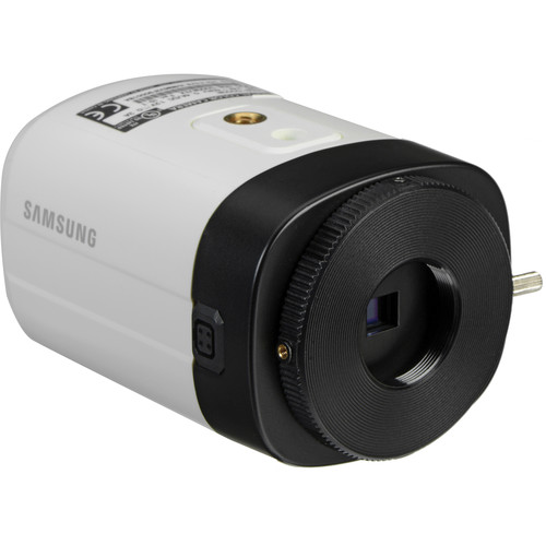 Samsung Techwin 1280H Analog 1.3MP Box Camera without Lens