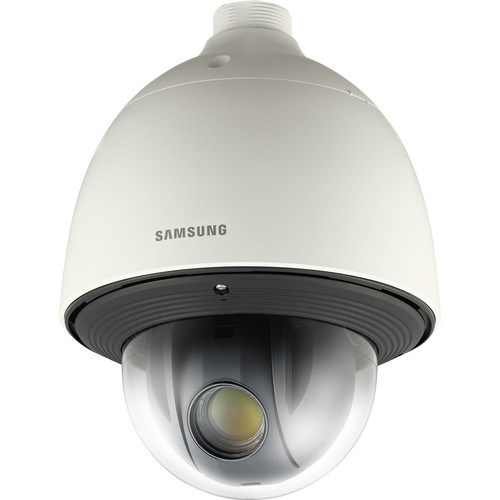 Samsung SCP-2271H 27x Motion Detection PTZ Dome Camera (Ivory)