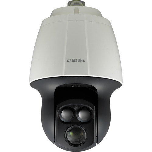 Samsung Techwin SCP-2370RH High Resolution Weatherproof 37x IR PTZ Dome Camera