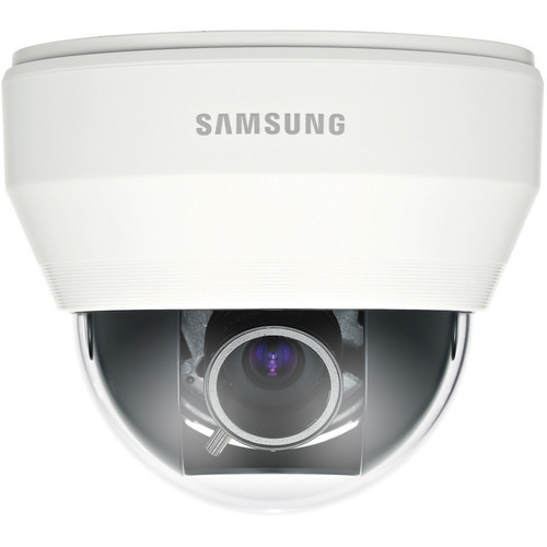 Hanwha Techwin 1000 TVL Vandal-Resistant Dome Camera