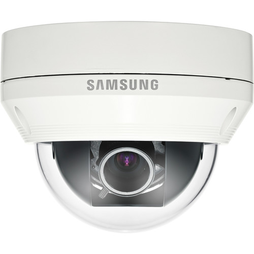 Samsung Techwin Beyond Series SCV-5083 1.3MP Vandal-Resistant Outdoor Dome Camera