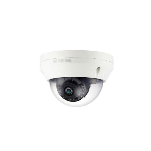 Hanwha Techwin WiseNet HD+ 1080p AHD Outdoor Dome Camera with Night Vision