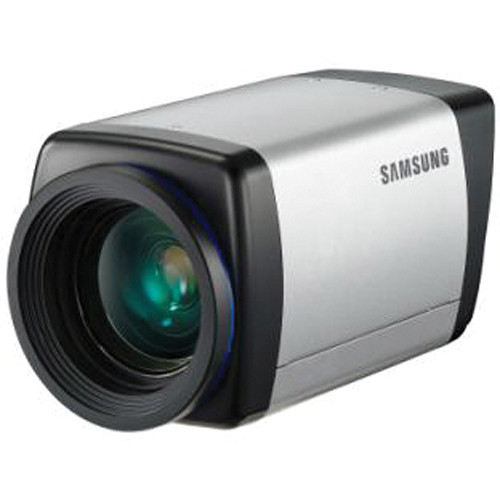 Samsung Techwin 960H Box Camera with 37x Optical Zoom