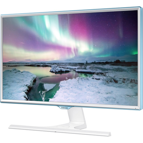 "Samsung SE 370 Series S24E370DL 23.6"" 16:9 Wireless Charging FreeSync LCD Monitor"