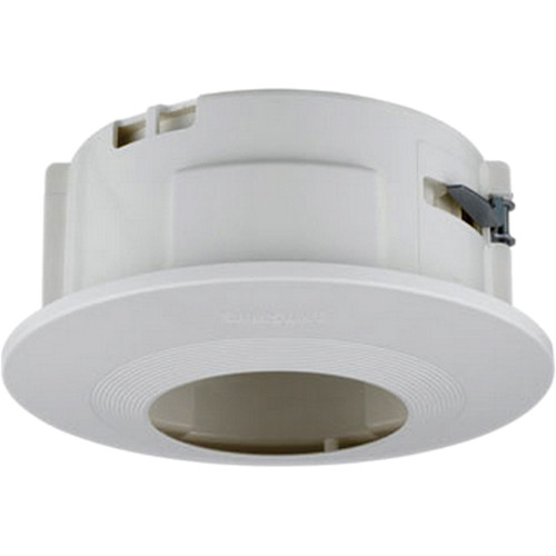 Hanwha Techwin SHD-3000F1 In-Ceiling Flush Mount Housing for Dome Cameras