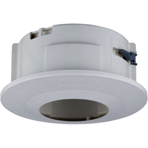 Hanwha Techwin SHD-3000F2 In-Ceiling Flush Mount for Select WiseNet IP Cameras