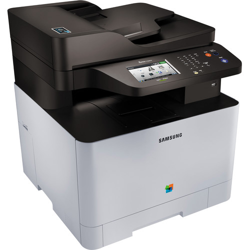 Samsung Xpress C1860FW Color All-in-One Laser Printer