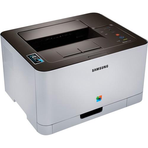 samsung xpress c410w color laser printer sl c410w xaa b h. Black Bedroom Furniture Sets. Home Design Ideas