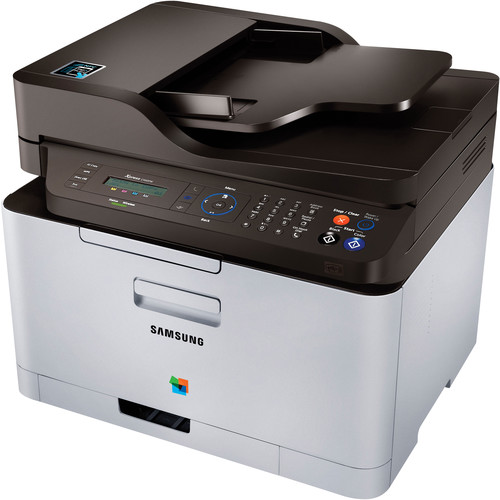 Samsung Xpress C460FW Color All-in-One Laser Printer
