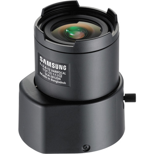 Samsung CS-Mount 2.8 to 12mm Varifocal Lens