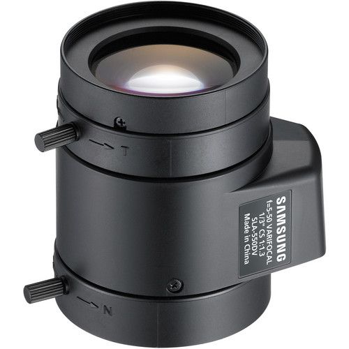 Hanwha Techwin CS-Mount 5 to 50mm Varifocal Lens