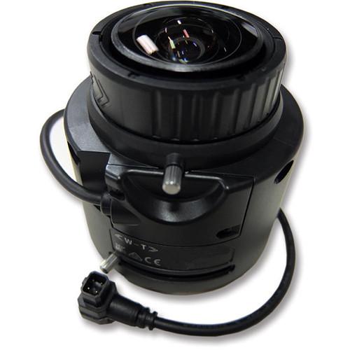Hanwha Techwin SLA-F-M419DN 4.1-9mm CS-Mount F/1.6 D/N DC-Iris Varifocal Lens