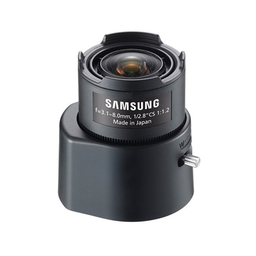 Samsung SLA-M3180PN 3.1 to 8mm 3 Mp Varifocal Zoom Lens