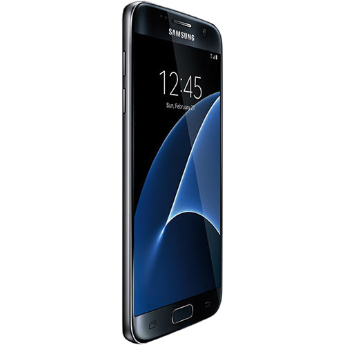 Samsung Galaxy S7 SM-G930T 32GB T-Mobile Branded Smartphone (Unlocked, Black Onyx)