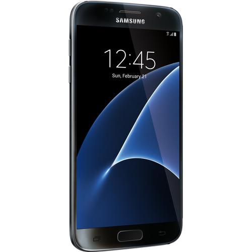 Samsung Galaxy S7 SM-G930U 32GB Smartphone (Unlocked, Black, Certified Pre-Owned)