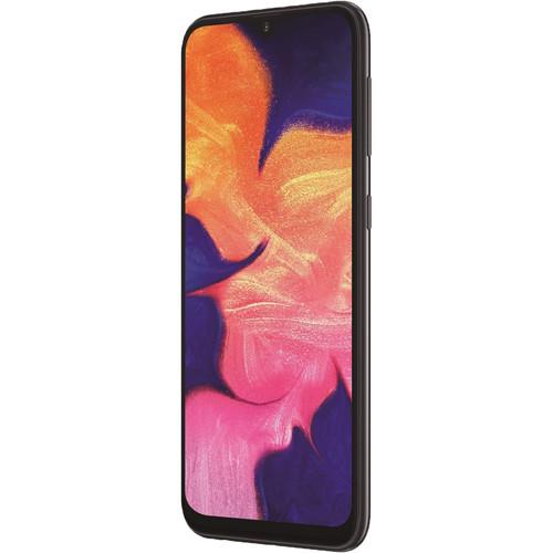 Samsung Galaxy A10 A105M Duos Dual-SIM 32GB Smartphone (Unlocked, Black)