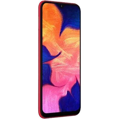 Samsung Galaxy A10 A105M Duos Dual-SIM 32GB Smartphone (Unlocked, Red)