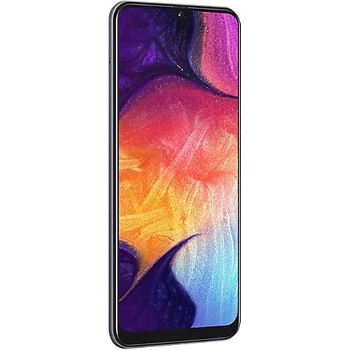 Samsung Galaxy A50 SM-A505G Dual-SIM 64GB Smartphone (Unlocked, Black)