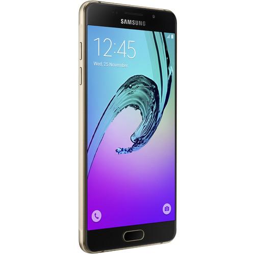 Samsung Galaxy A5 Duos A510M 2nd Gen 16GB Smartphone (Region Specific Unlocked, Gold)
