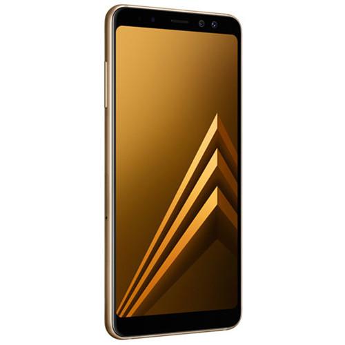 Samsung Samsung Galaxy A8 (2018) SM-A530 32GB Smartphone (Unlocked, Gold)