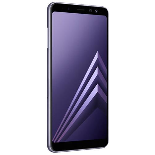 Samsung Samsung Galaxy A8 (2018) SM-A530 32GB Smartphone (Unlocked, Orchid Gray)