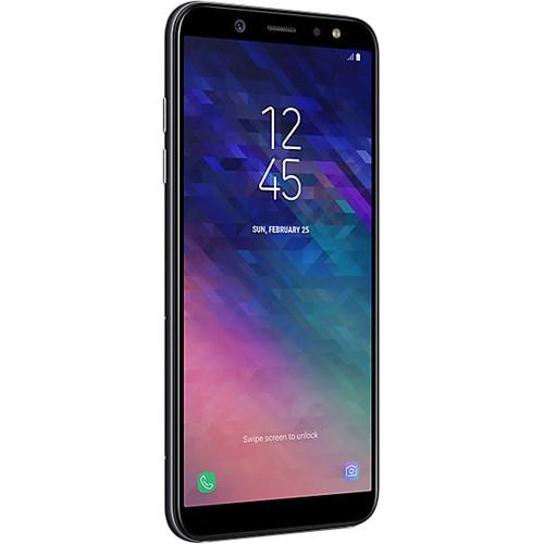 Samsung Galaxy A6 (2018) SM-A600 32GB Smartphone (Unlocked, Black)