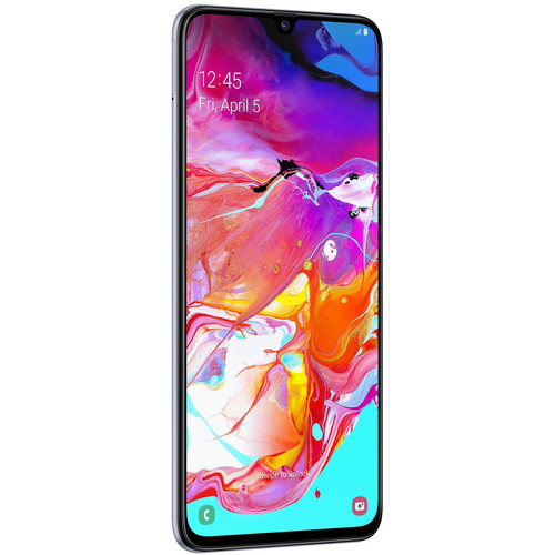 Samsung Galaxy SM-A705 A70 128GB Smartphone (Unlocked, White)