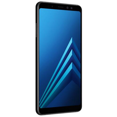 Samsung Samsung Galaxy A8+ (2018) SM-A730 64GB Smartphone (Unlocked, Black)
