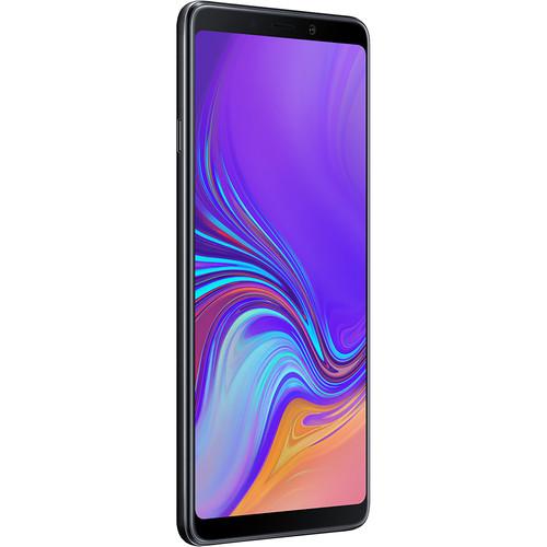 Samsung Galaxy A9 2018 SM-A920F Dual-SIM 128GB Smartphone (Unlocked, Caviar Black)