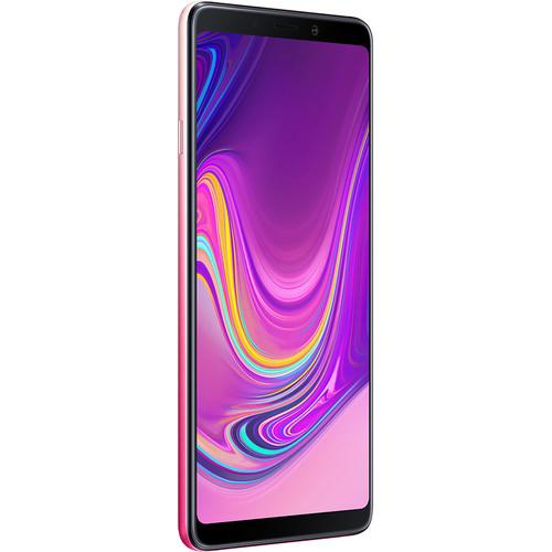 Samsung Galaxy A9 2018 SM-A920F Dual-SIM 128GB Smartphone (Unlocked, Bubblegum Pink)