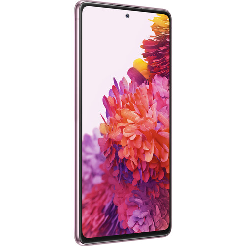 Samsung Galaxy S20 FE Dual-SIM 256GB Smartphone (Unlocked, Cloud Lavender)