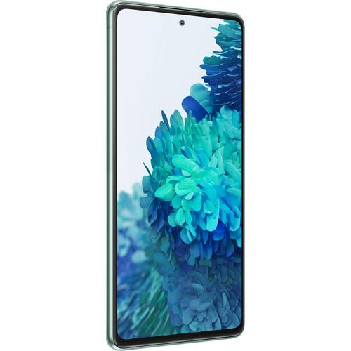 Samsung Galaxy S20 FE 5G SM-G781U 128GB Smartphone (Unlocked, Cloud Mint)