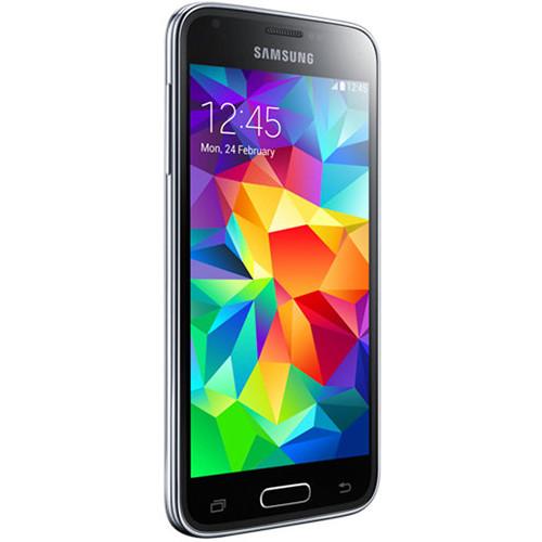 Samsung Galaxy S5 Mini SM-G800A 16GB AT&T Branded Smartphone (Unlocked, Charcoal Black)
